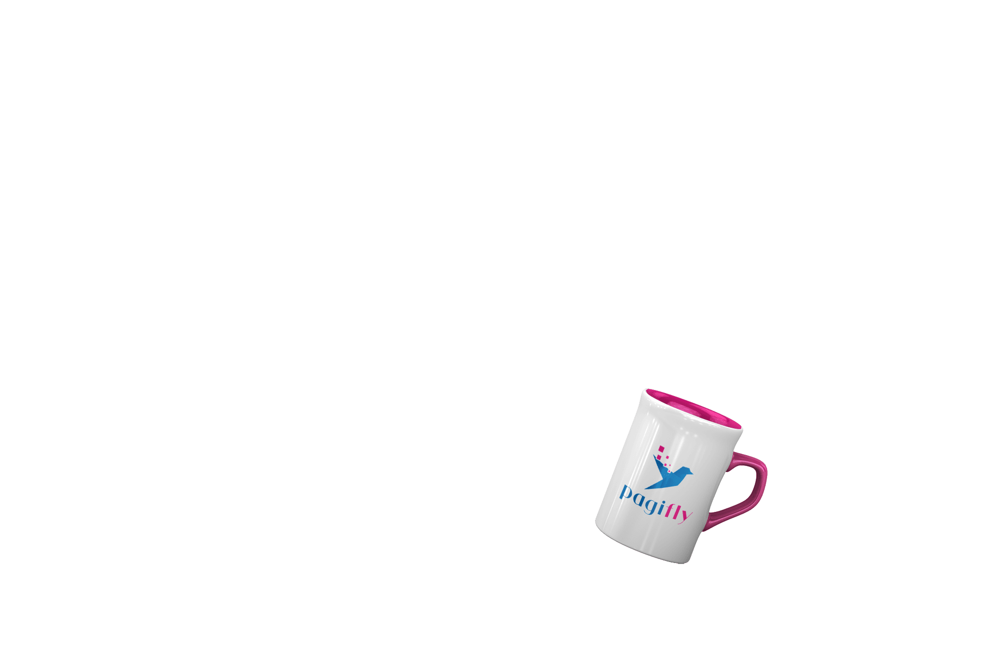 pagifly themed cup