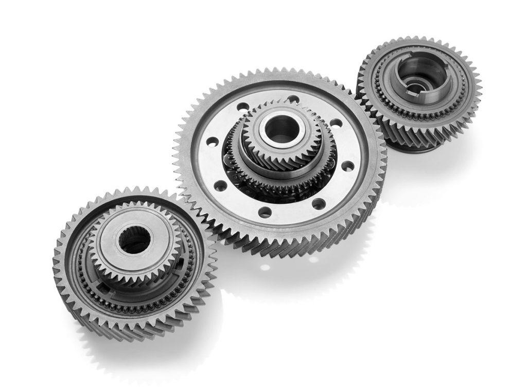 set of optimized cogwheels